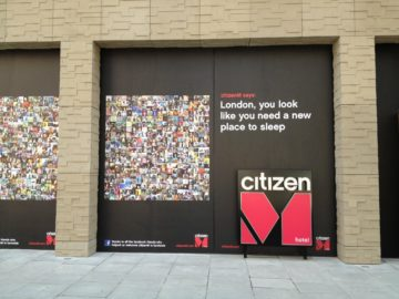 CitizenM Hotels London