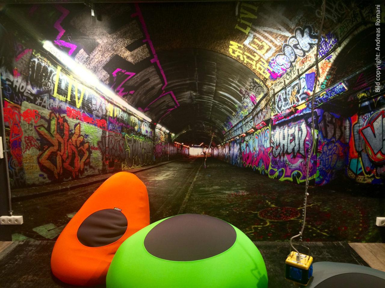 HotelCamp 2014 Tunnelblick ausgeschlossen