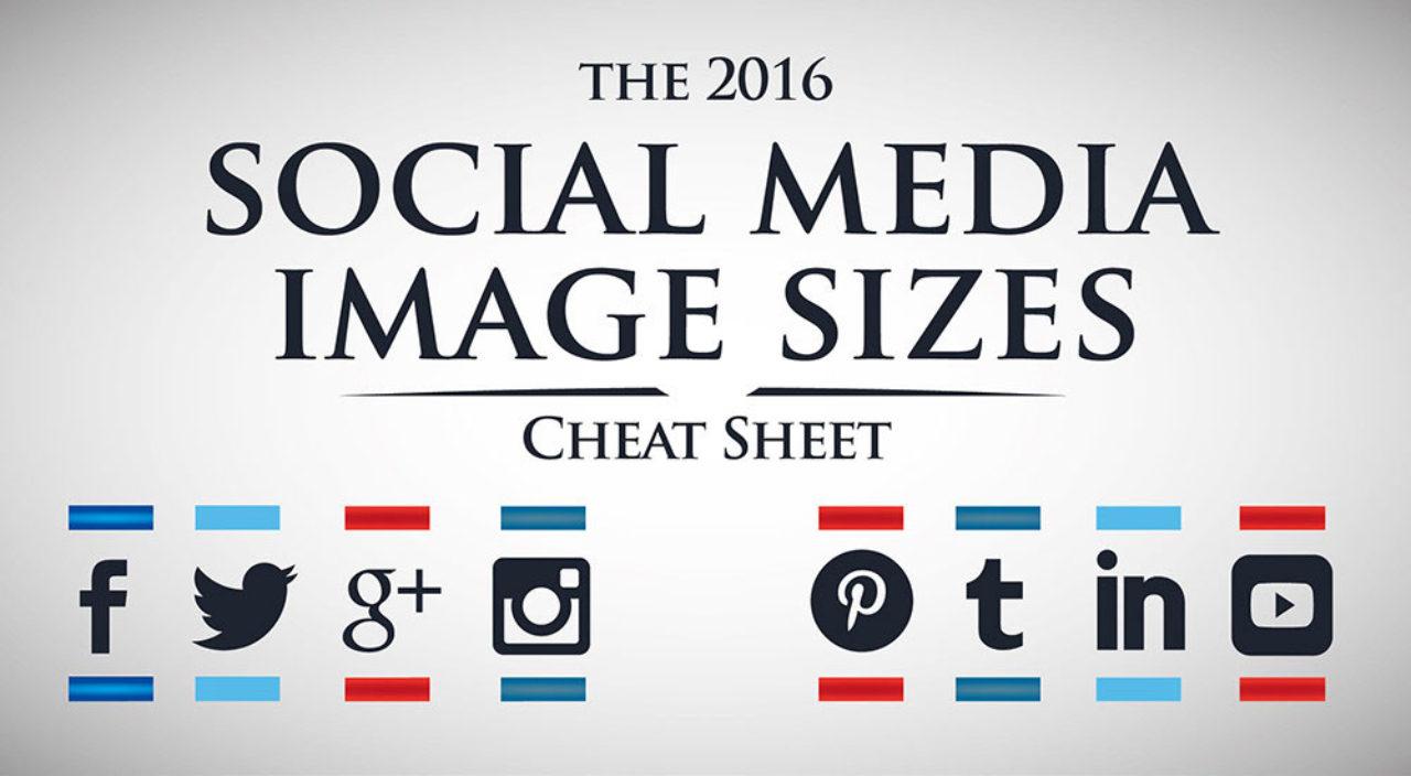 social media spickzettel - social media cheat sheet
