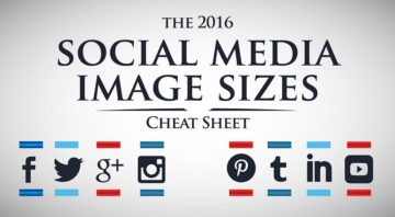 social media spickzettel - social media cheat sheet