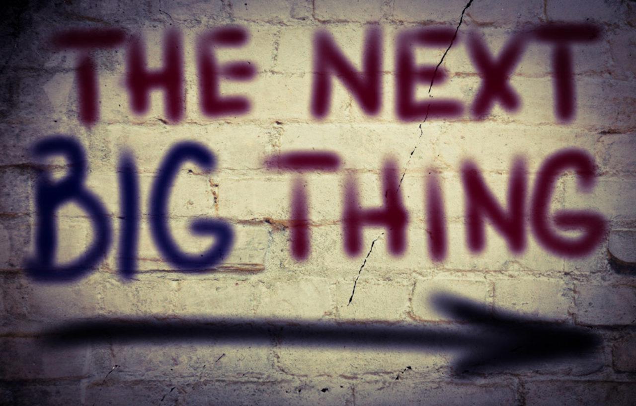 Next big thing Marketing Trends 2017